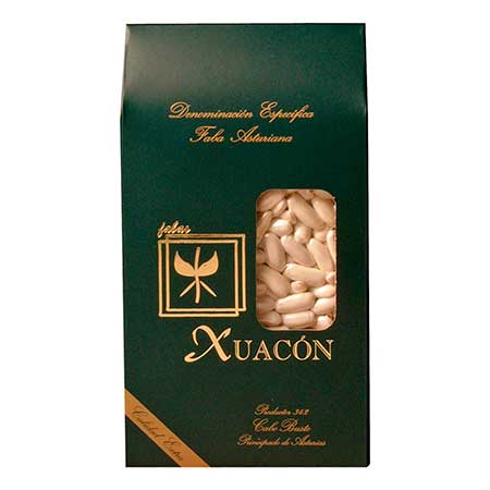 Un kilo de faba asturiana Xuacón
