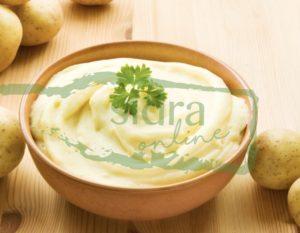 Receta de puré de patata